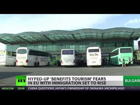 Benefits Tourism: Europe scared of mass internal immigration