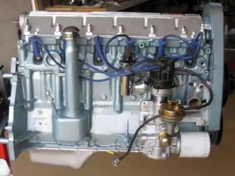 pontiac 230 ohc engine detail