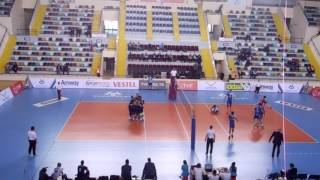 Fenerbahçe 3 - Maliye Piyango 1  {10.01.2017}