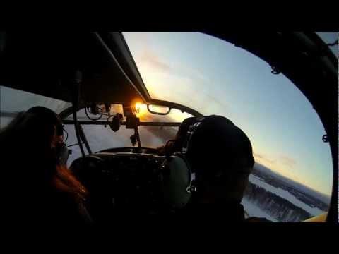 On-top flying adventures ...