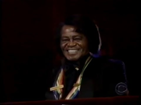 JAMES BROWN Kennedy Center Honors awards ceremony