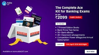What is The Complete Preparation ACE Kit for Banking Exams | Prime Test Series