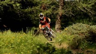 Mountain Biking in Livigno, Italy