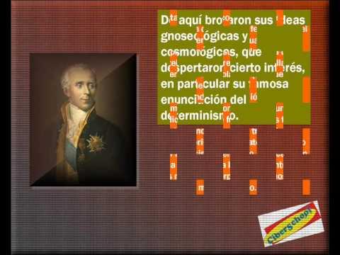 textos científicos Pedro Simon de Laplace