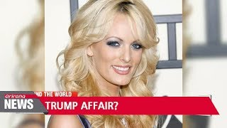 Adult film star Stephanie Clifford alleges she had affair with President Trump in 2006 ステファニークリフォード 検索動画 25