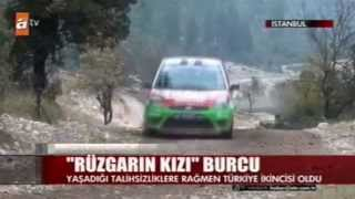 Burcu Burkut Erenkul - ATV - Ana Haber Bülteni - 26.01.2014
