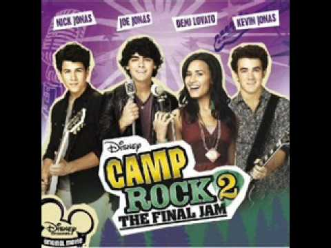 Camp rock 2 tear it down (hq lyrics + download) youtube.