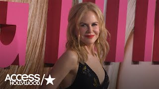 Nicole Kidman On Her 'Complicated Character' In HBO's 'Big Little Lies' | Access Hollywood