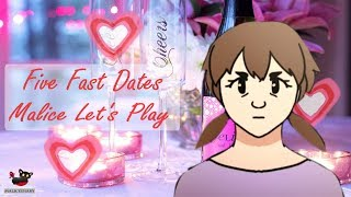 Five Fast Dates [Speed Dating Simulator] - Getting Lai- I Mean a Date!