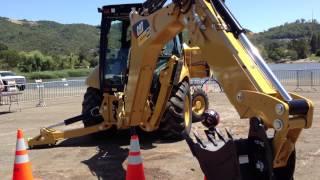 Heavy Equipment Challenge 2 at Marin Home & Garden Expo 2013