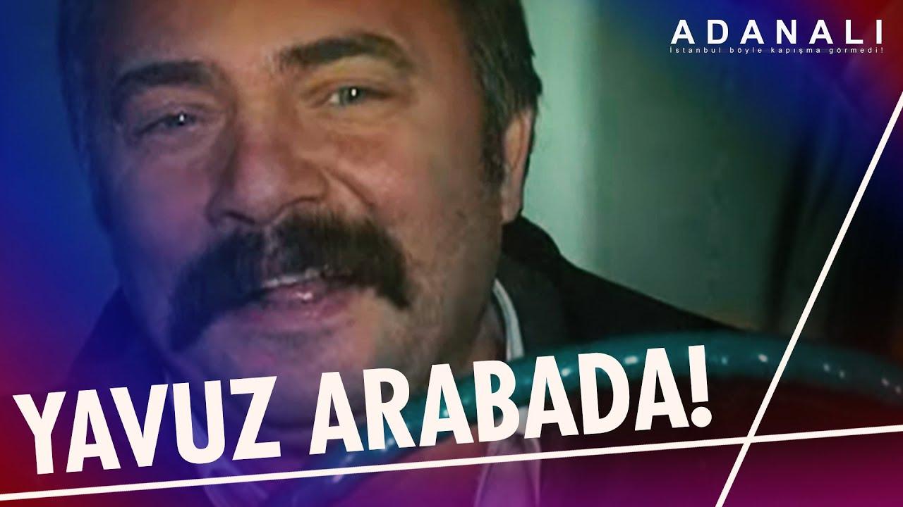 Adanalı, arabada Yerli Plaka dinliyor! - Adanalı 8. Bölüm