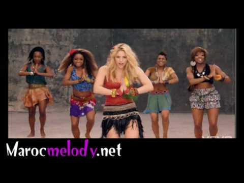 Shakira 2010 -  Waka Waka