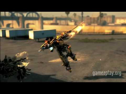 Transformers revenge of the fallen ps3 télécharger