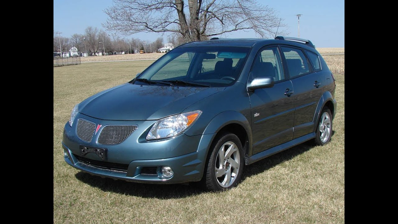 2006 pontiac vibe collision repair tips part two youtube. Black Bedroom Furniture Sets. Home Design Ideas