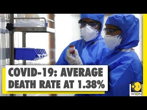 COVID-19 fatality rate ranges between 0.006%-7.8% thumbnail