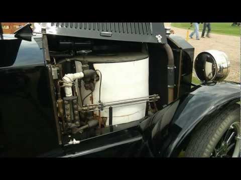 1923 Stanley Steam Sedan