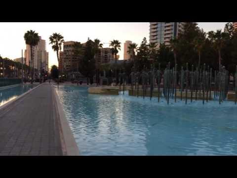 San Diego Downtown waterfront