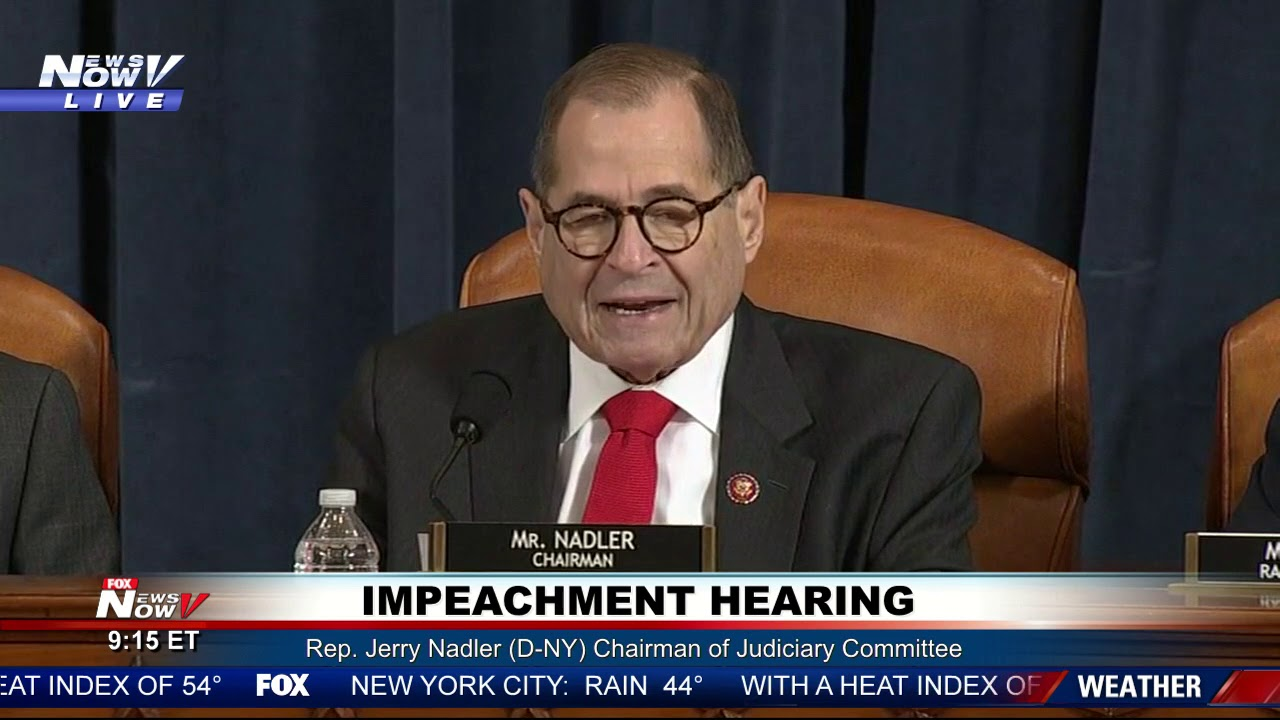 IMPEACH TRUMP: Jerry Nadler Says President Trump Needs To BE REMOVED - FOX 10 Phoenix