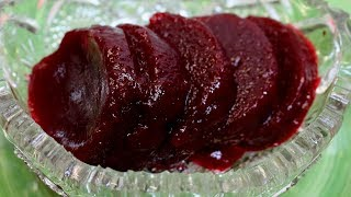 EASY JELLIED CHAI CRANBERRY SAUCE RECIPE! 🦃 NOREEN'S KITCHEN