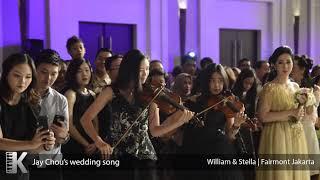 Jay chou's wedding song | kaleb music creative