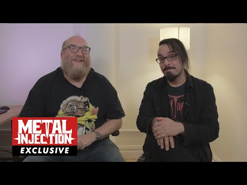BRIAN POSEHN On Which Musician Would Make A Great Actor,  New Album & More | Metal Injection