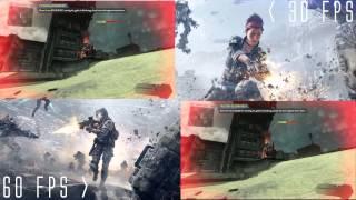 TITANFALL | 60 FPS vs 30 FPS | Ultra Settings [Full-HD] - YouTube 60 FPS Test