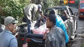 News 1st: ஹல்துமுல்லை பகுதியில் சட்டவிரோதமாக மரை இறைச்சியை கடத்திய மூவர் கைது