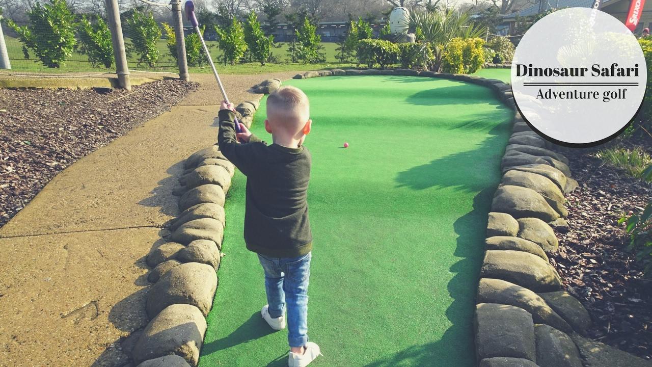 Mini golf enfield