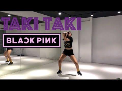 Lisa X Kiel Tutin Taki Taki Dance Cover Tran Le Youtube