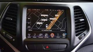 2015 Jeep Cherokee Trailhawk Used Cars - McKinney,Texas - 2018-07-12