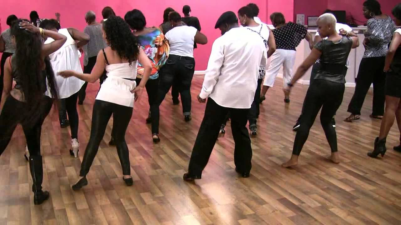 Blurred Lines Line Dance - YouTube Steppin Out