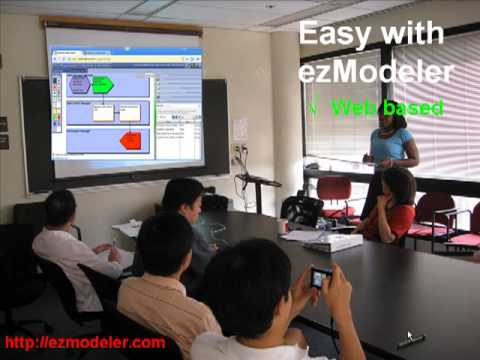 ezModeler Lets You Share Your Processes and Ideas Online