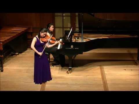 Paganini/Primrose: La Campanella (Ren Martin-Doike with Amy Yang)