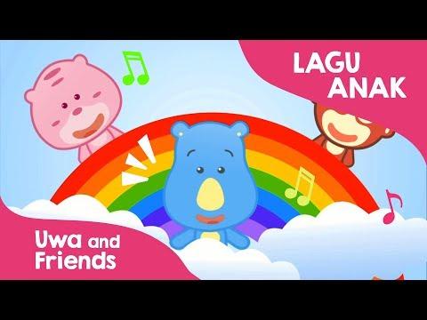 Lagu Anak Indonesia - Pelangi pelangi