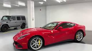 2017 Ferrari F12 Berlinetta - Revs + Walkaround in 4k