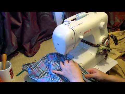 Scottish Kilt, adult kilt, Sewn on a sewing machine.