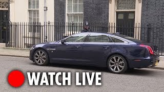 Downing Street LIVE: May prepares to address MPs on next Brexit steps