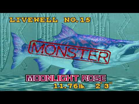 Fisherman's Bait 2 Big Ol' Bass - My Updated Record