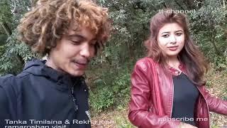Tanka Timilsina & Rekha Joshi Sudur Paschim Ramaroshan Visit 2018