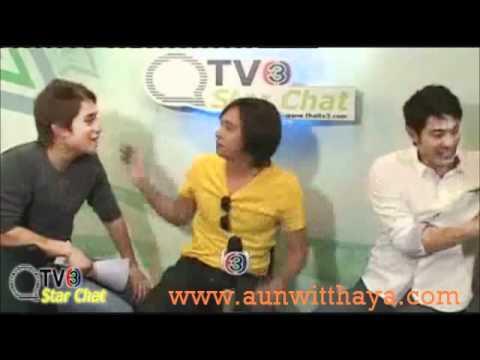 AUN+LOUIS TV3 Star Chat #5 .wmv