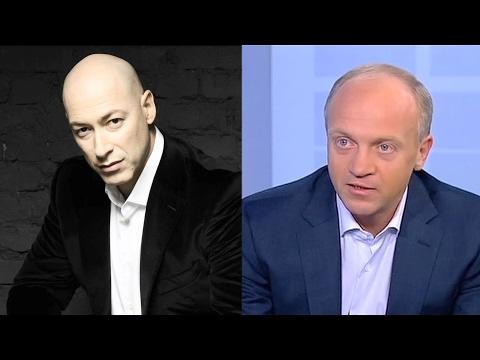 Киселев испугался давать Гордона в эфире Россия-24