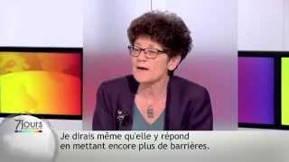 La traversée des migrants - Danièle Lochak