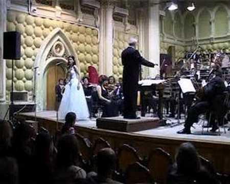 soprana Diana Bucur - Lucia di Lammermoor - cavatina