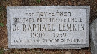 "Raphael Lemkin on the Genesis of the Concept Behind the Word ""Genocide"""