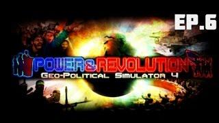 Geopolitical Simulator 4 FR (Power & Révolution) RUSSIE S01 EP.6: Ami avec les Etats Unis !