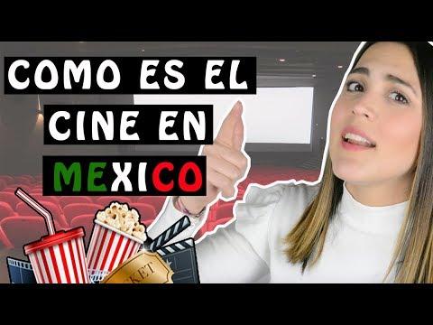 COMO ES EL CINE EN MEXICO - EXTRANJERA EN MEXICO - @ANDREALAYON
