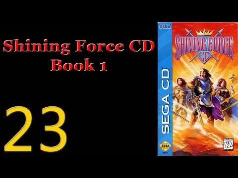 Shining Force CD Book 2 Part 2 Pursuit - YouTube