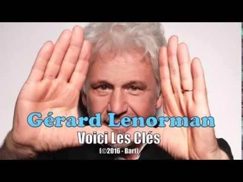 Gérard Lenorman Voici Les Clés Karaoke Youtube