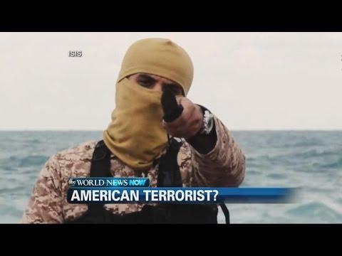 U.S. Intel Believe Masked Figure In ISIS Terror Video Is American
