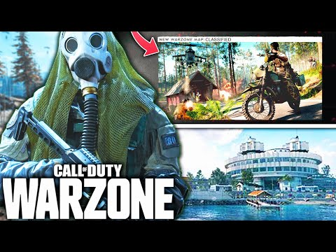 Call Of Duty WARZONE: The LEAKED MAP UPDATE! (NEW MAP)
